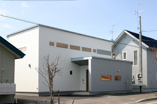 35坪の家