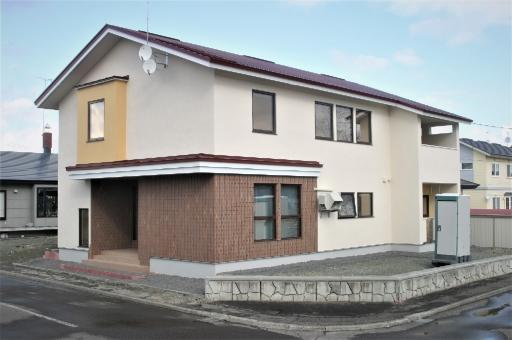 玄関共有型2世帯住宅